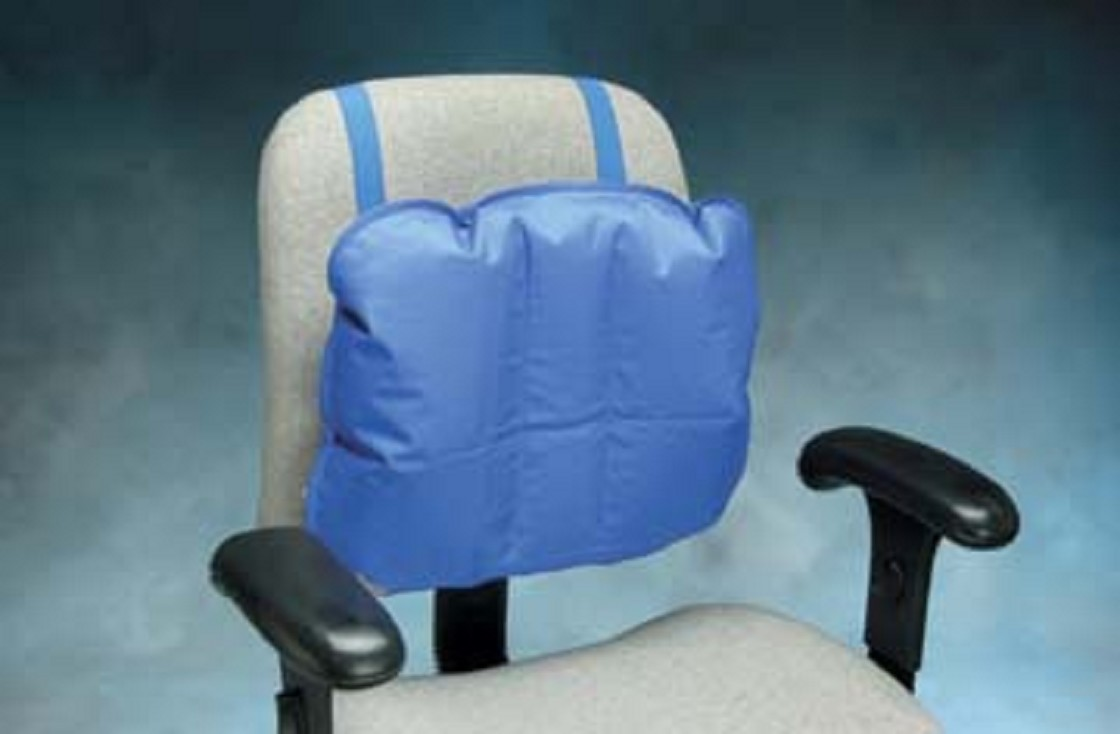 Inflatable Seat Cushion >> Medic-Air Inflatable Back Pillow