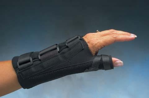 Comfort Cool D Ring Regular Thumb Splint