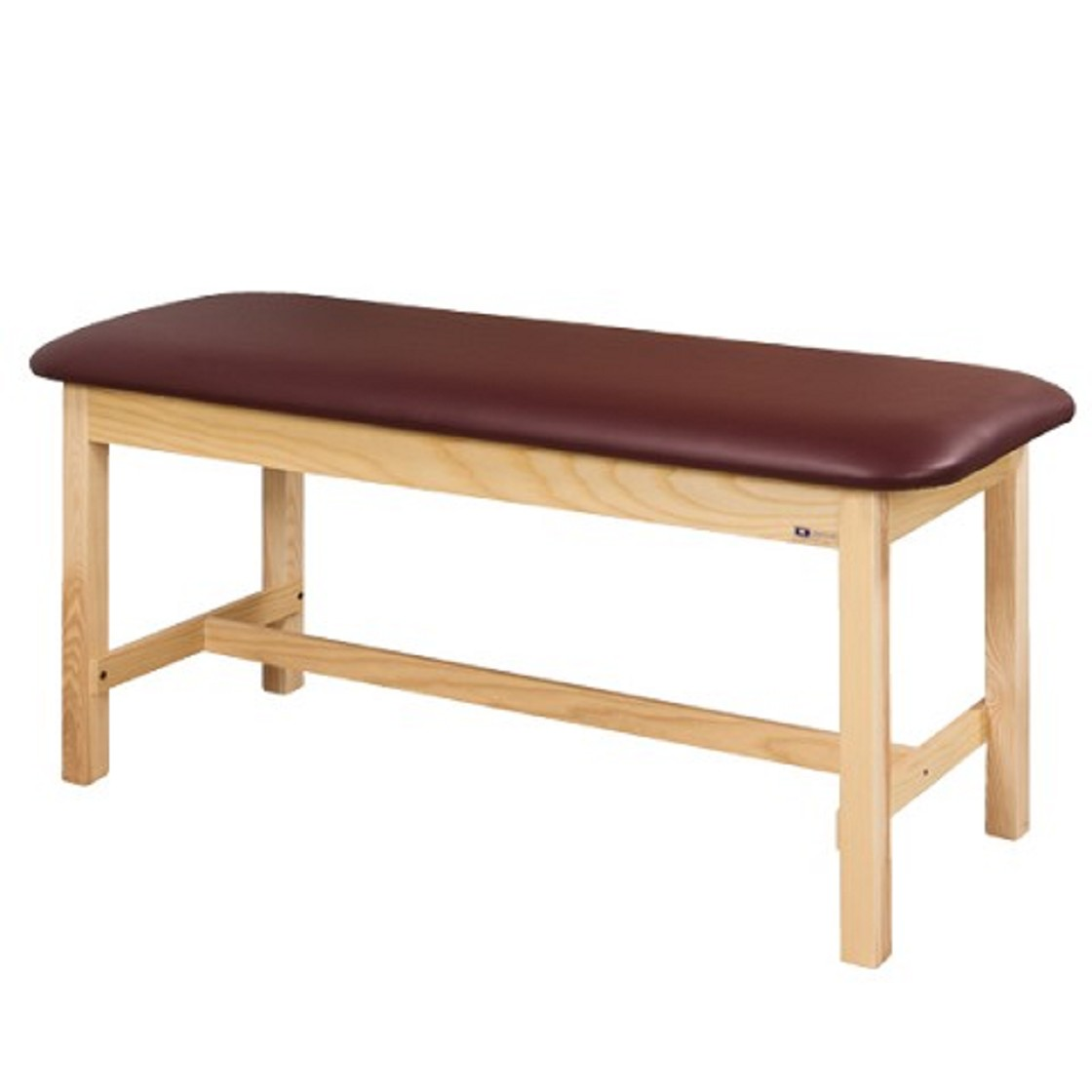 Flat top classic series straight line treatment table for New line in the table
