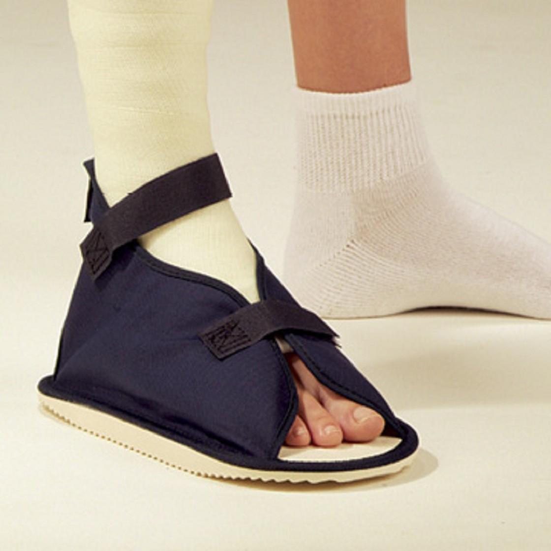 Non Slip Cast Shoe