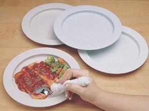 Plastic High Wall Inner Lip Plate