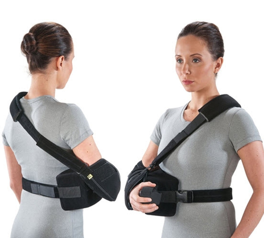 Arm Sling With Abduction Pillow