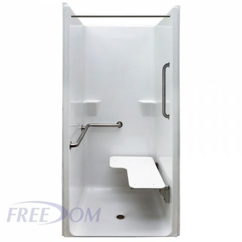 Image Result For Handicap Shower Stall