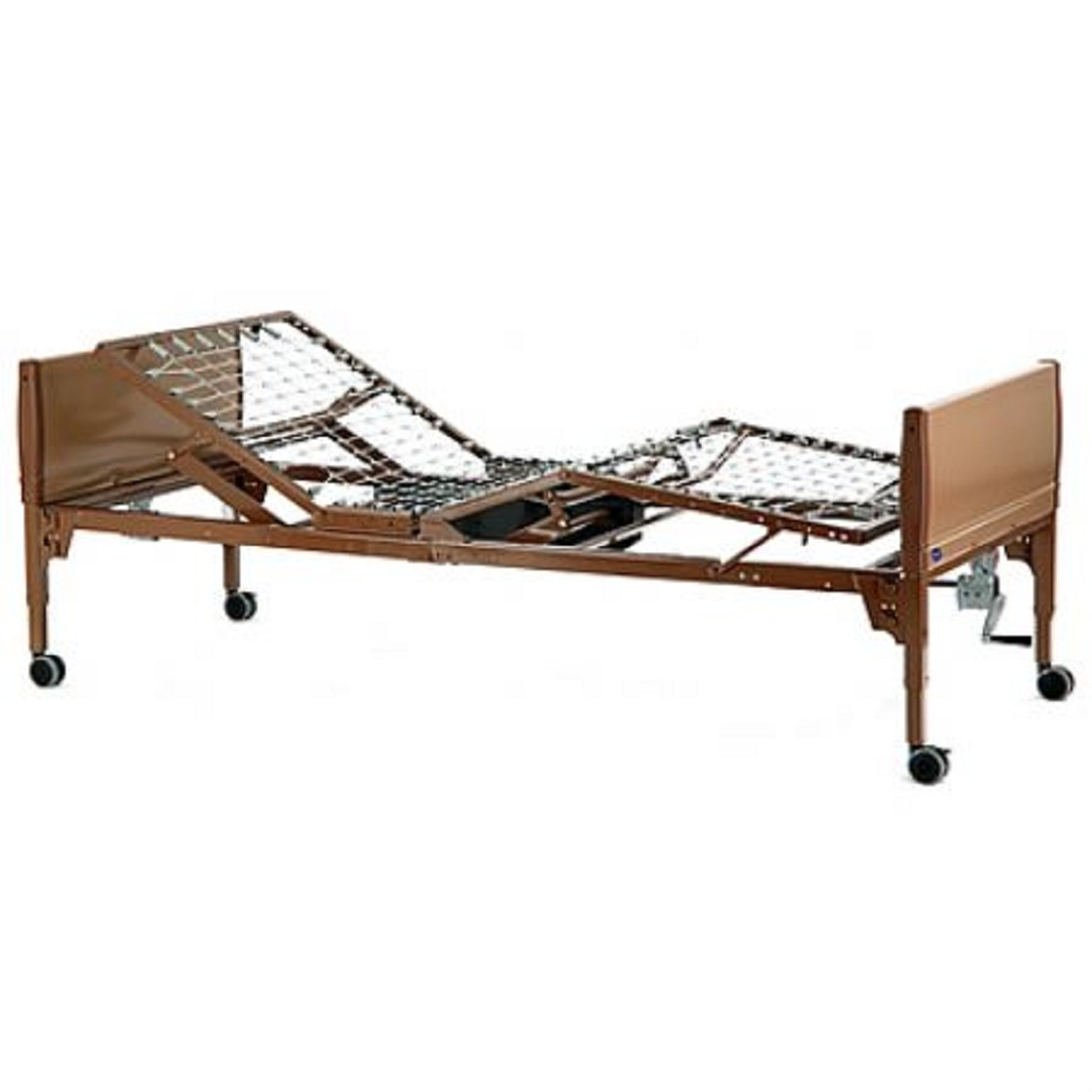 Invacare Value Semi Electric Hospital Bed Package