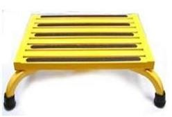 Low Wide Step Stool