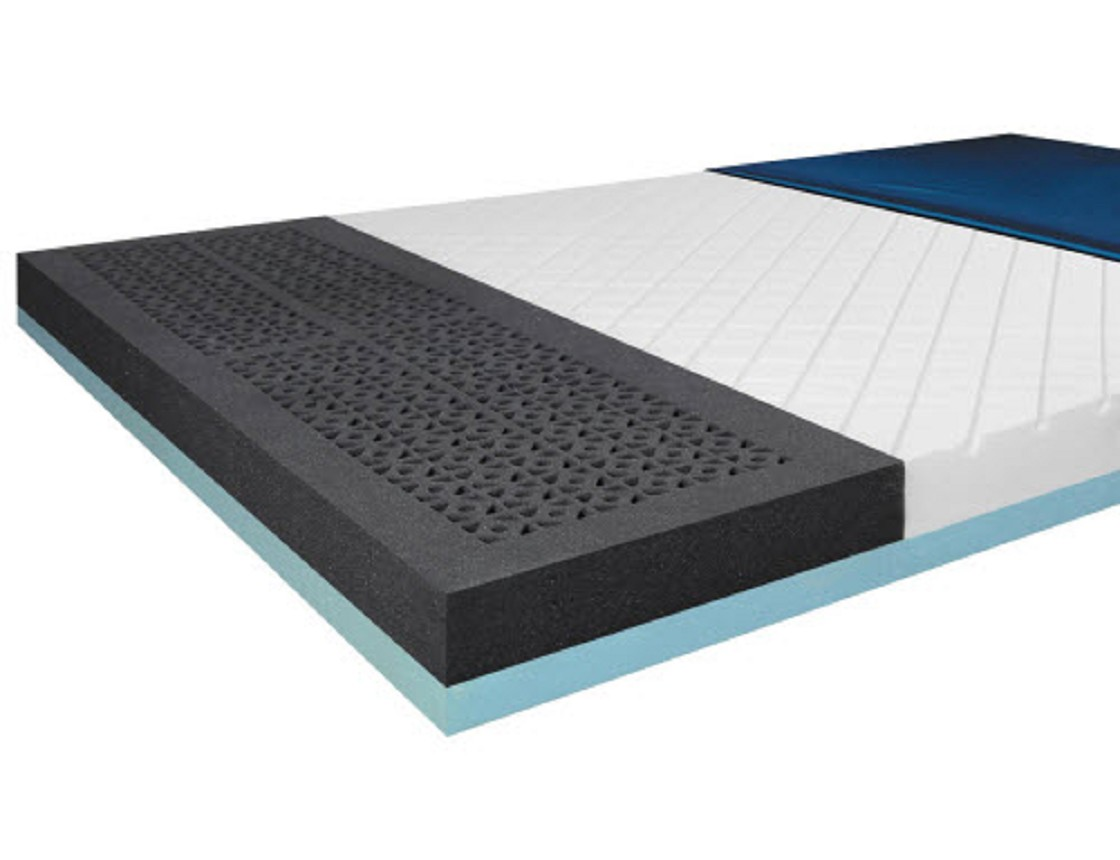 Water bed for patients - Multi Ply Shearcare 1500 Pressure Reducing Mattress