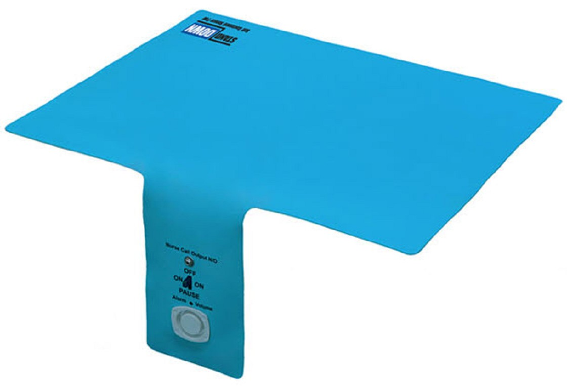 Water bed for patients - Stand Down Patient Safety Sensor Alarm Pad