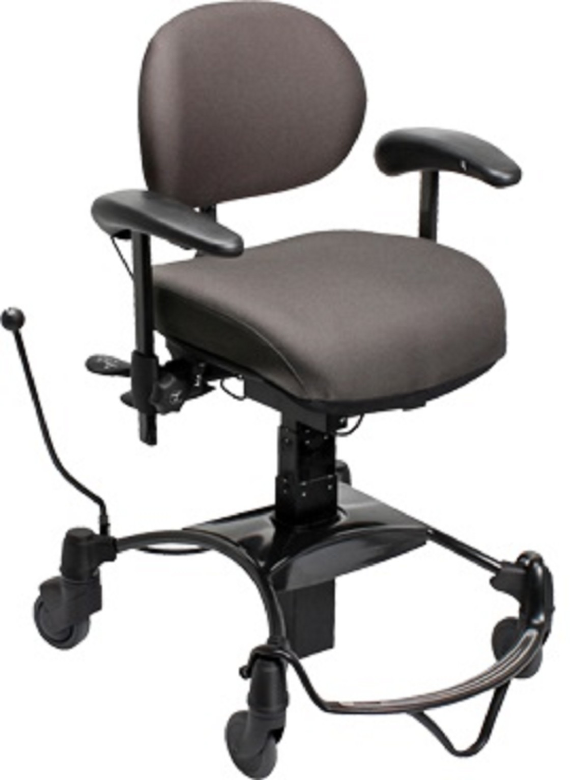 Vela Adjustable Electrical Workplace Chair