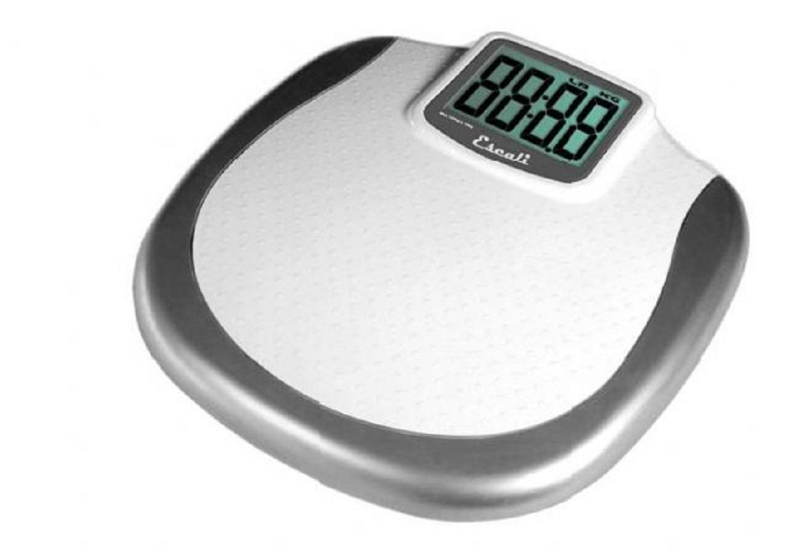 Extra large display bathroom scale for Large capacity bathroom scale