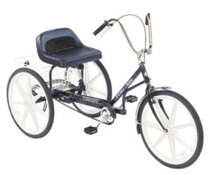 a seat for adult tricycle