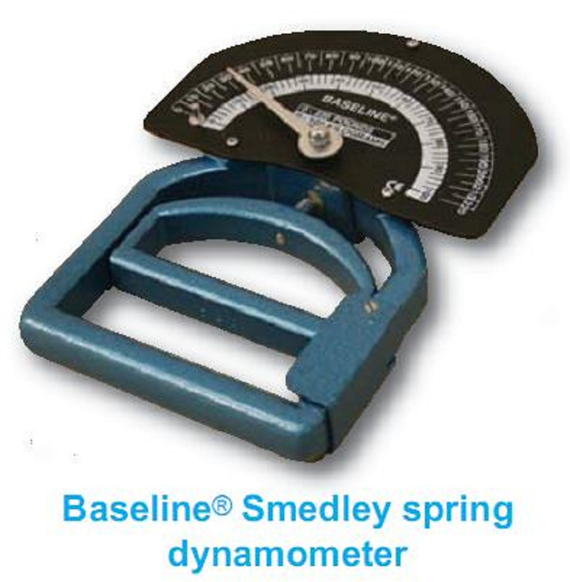 Parts Of A Dynamometer : Baseline smedley spring dynamometer