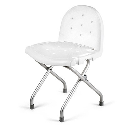 Folding Shower Chair with Back FREE Shipping