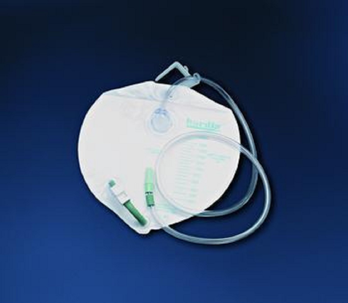 Bardia Closed System Drain Bag Case Of 20