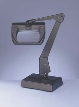 Dazor Stretch View Magnifying Lamps