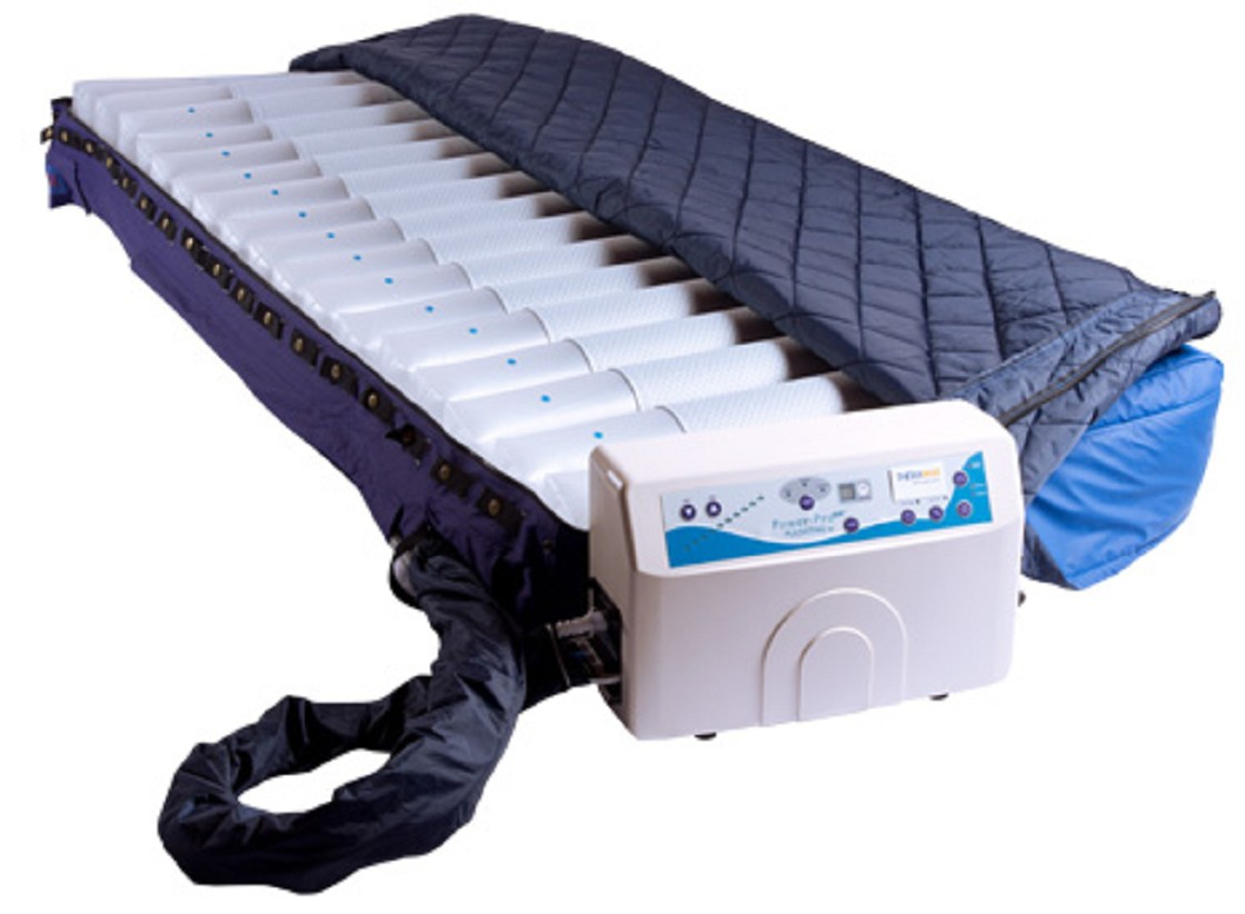 Water bed for patients - Rhythm Multi Pressure Relief Mattress System