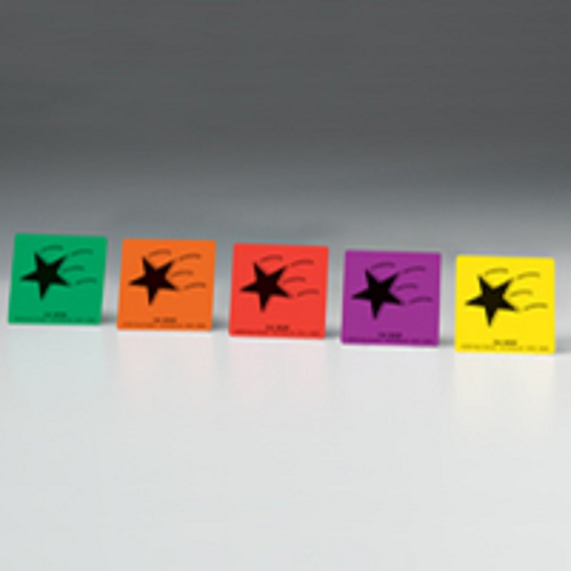 Baby bed fall prevention - Posey Falling Star Magnets