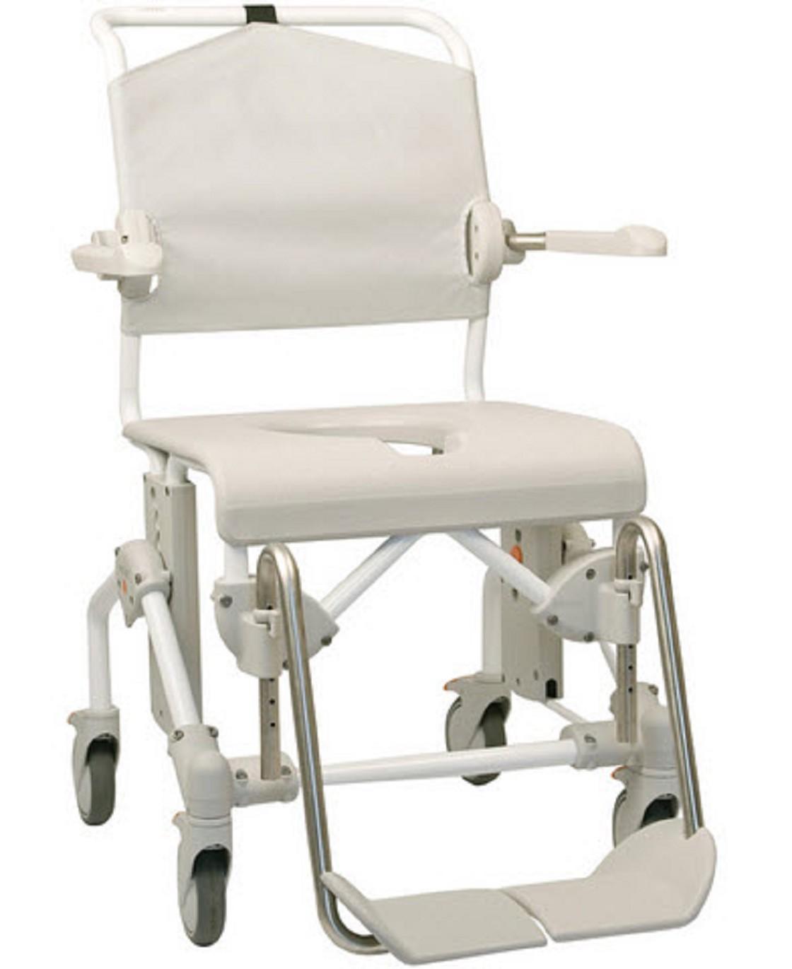 Mesh shower chairs - Etac Swift Mobile Shower Chair