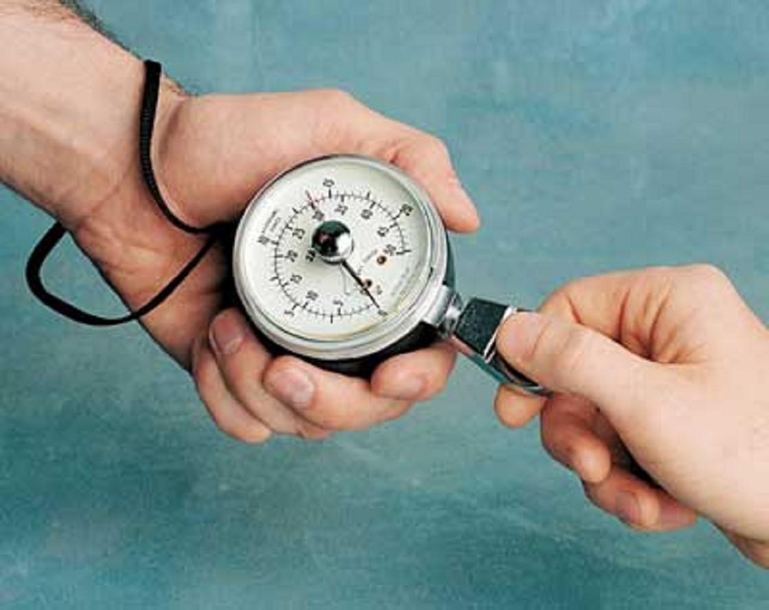 Jamar Hand Dynamometer : Jamar hydraulic pinch gauge